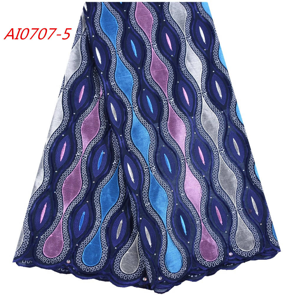 1665 Free Shipping High Quality Swiss Voile Lace In Switzerland Embroidery Swiss Voile Lace Fabric