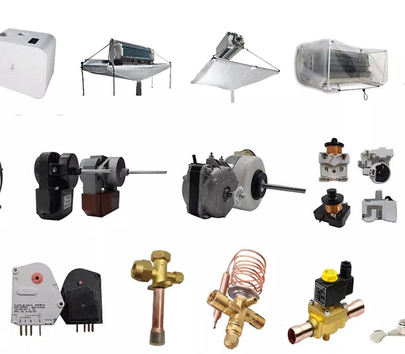 Refrigeration parts spare 5500 different models for sale
