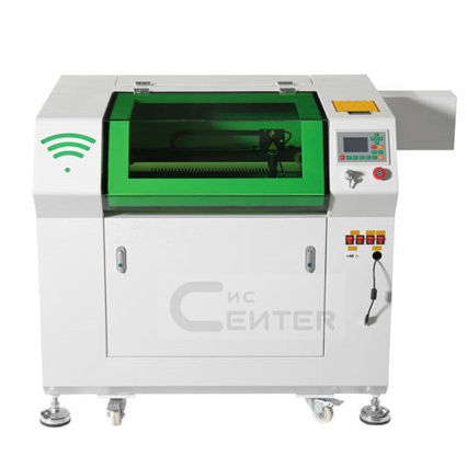 Professional CNCenter 6040/6050/6060/6090 cutting fiber laser machine with low price