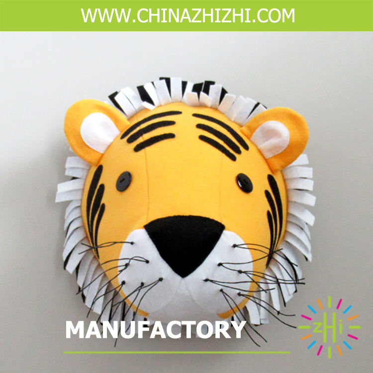 Tiger Kopf <span class=keywords><strong>Dekoration</strong></span> Tierkopf Wand Hängen Made in China