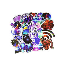 high quality custom Graffiti Stickers for car/laptop/skateboard/luggage/bicycle/Bumper