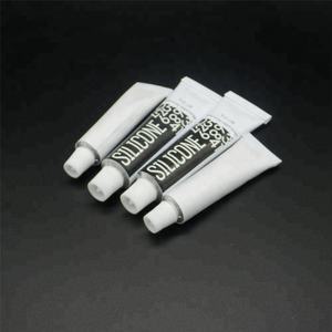 OEM packaging small pack silicone sealant adhesive glue for glass