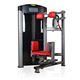 Indoor play gym equipment strength machine torso rotation machine