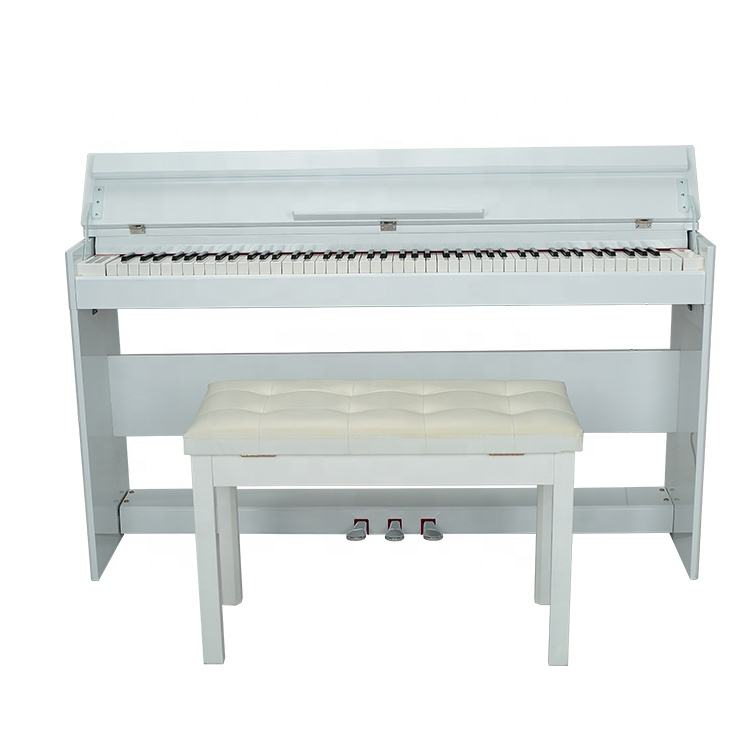 ST-8802 Hot Sell 88 Key Hammer Action Keyboard Electronic Upright Piano Of China