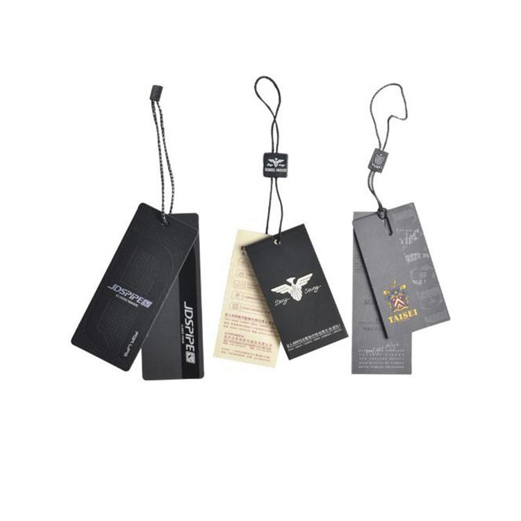 Personalized Custom retail lpgo printed clothing security tags