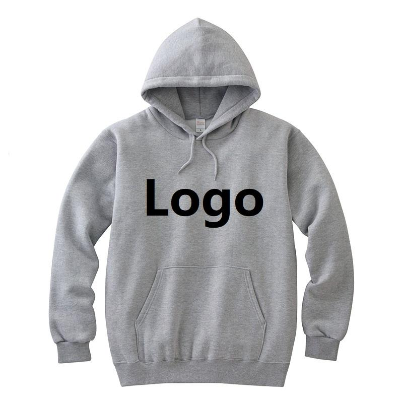 Wholesale heavyweight personalized thick premium pullover hoodies sweatshirt for men