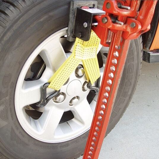 4x4 Car Jack Mate For Farm Jack Accessories Tire Lifting Mate