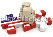 Ocean freight forwarding shipping service china to usa/canada