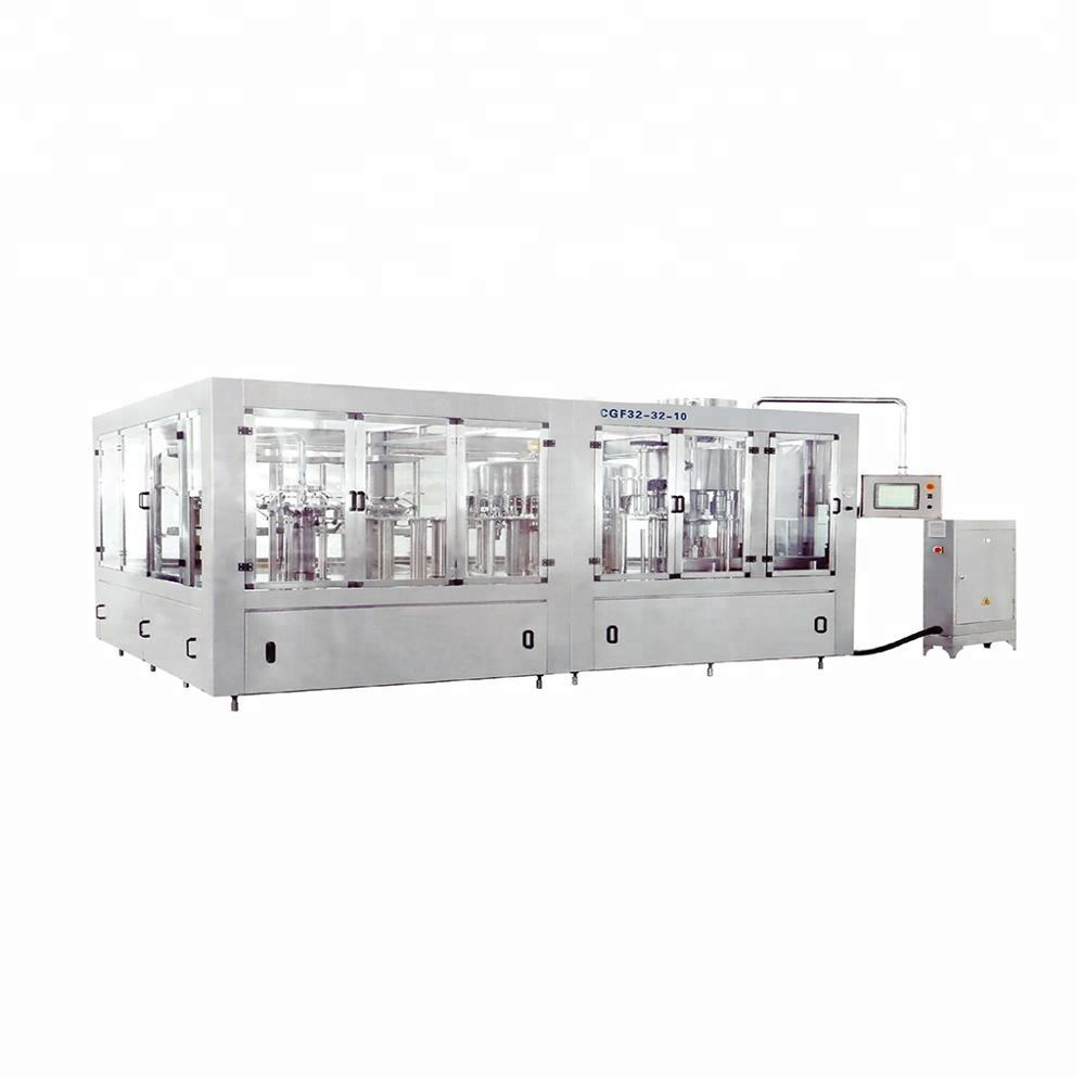 Mineral water plant low cost of water filling machine