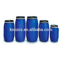 200 litre blue plastic drum