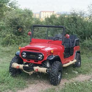 Jeep Atv Volwassen 320 Cc 4 Zetels Jeep Atv Mini Jeep Benzine