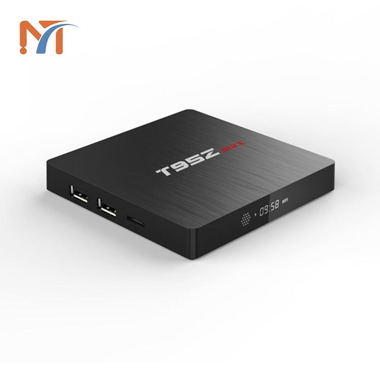 Décodeur S912 mini T95Z max smart tv Original Mini T95Z Plus Android TV box 2GB t95 max 3g 32g