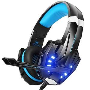 G9000 Stereo Gaming Headset per PS4, PC, Xbox Un Controller