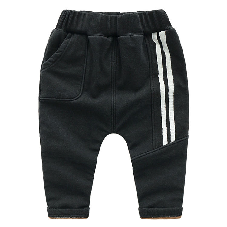China Kids Clothes Factory Supply Children Wears New Design Cotton Jeans For Boy With Wholesale Price