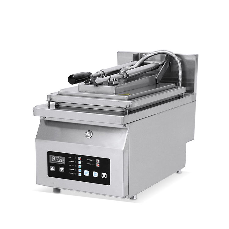 good quality easy operation portable fried dumpling machine