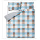 Luxury Knitted 100% Cotton Soft and comfortable bed sheet bedding set