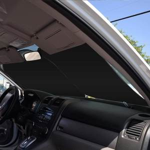 Windscreen Sunshade for Car SUV Truck 2Pcs Foldable Sun Shades  Sun Visor Protector  UV Protection Keep Your Vehicle Cool
