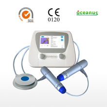 Good quality extracorporeal shock wave /acupuncture device chiropractor /ESWT device for tendon disorders