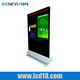 42 inch dual screen monitor wireless led display multi touch all in one pc multimedia information kiosk touch screen