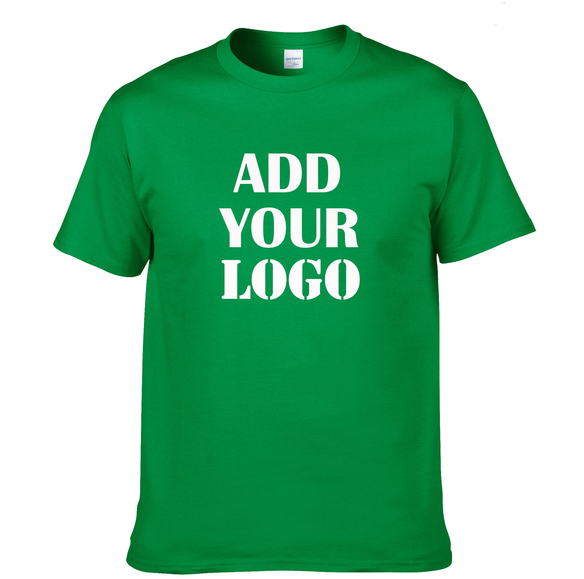 20 pcs minimum paypal accept free shipping 100% American cotton custom tee shirt