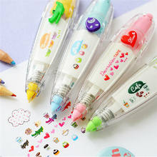 Lace Press Type Stationery Tapes Decorative Pen Correction Tape Diary Scrapbooking Album Stationery Gifts School Supplies