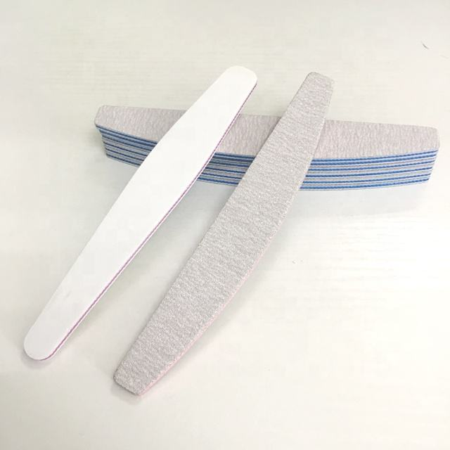 Double side disposable nail file wholesale acrylic nail powder callus remover