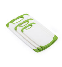 Flexible food grade plastic chopping boards  plastic cutting board chopping blocks