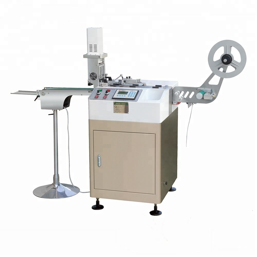 Ultrasonik Digital Pemotong Label, Pita Tape Memotong dan Segel Mesin JC-3080