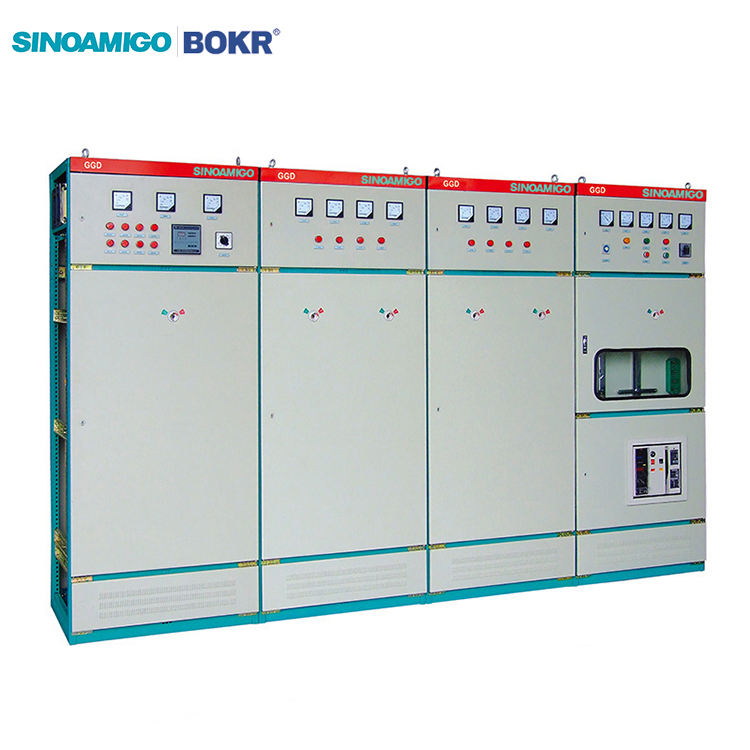 China's fastest growing factory best quality GGD Indoor Low Voltage Withdrawable Switchgear electrical equipment supplies