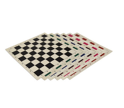 Chess & Checkers Mat
