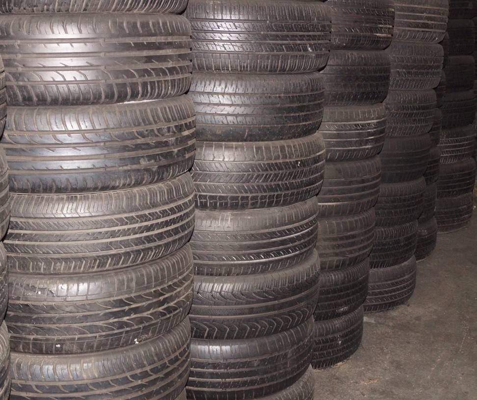 High Quality TOP Brands Second Hand Tires 11-22inch from korea