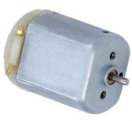 높은 rpm 12 볼트 DC 전기 자동차 모터 FC-280SA-18165 함께 배리스터 디스크