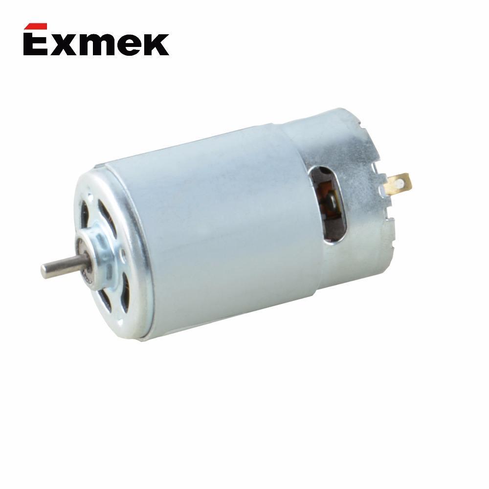 Nuovo prodotto 12 v 10 w dc elettrico della spazzola del motore per apriporta vendita