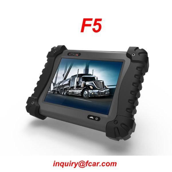 Fcar F5-D ferramentas de diagnóstico de carro para Heavy duty truck diagnóstico reparação F5 G ferramenta de verificação