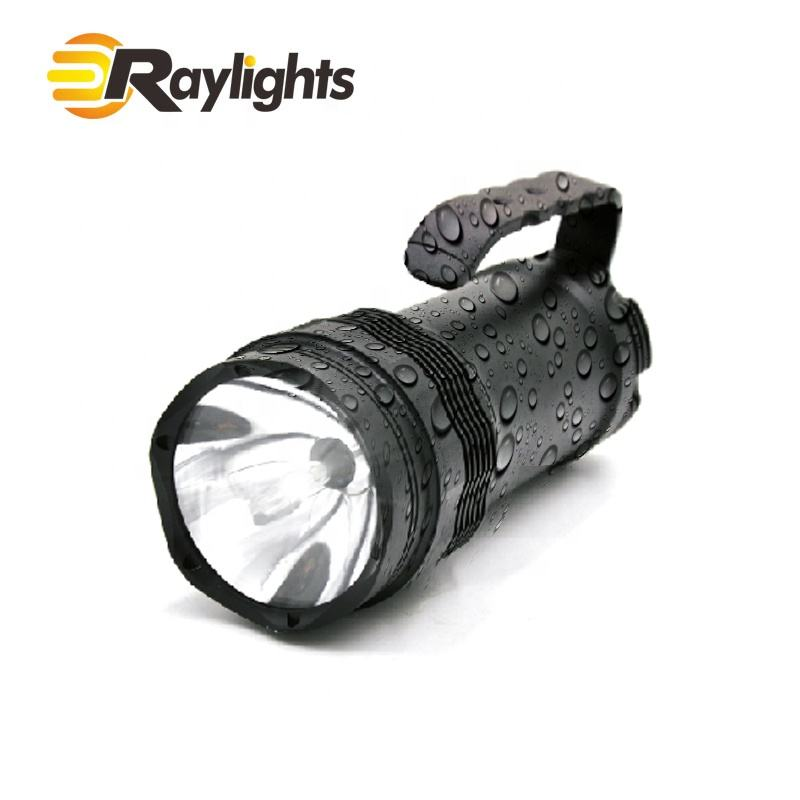 55W xenon 1000m long range HID dive flashlight led torch flashlight diving torch light