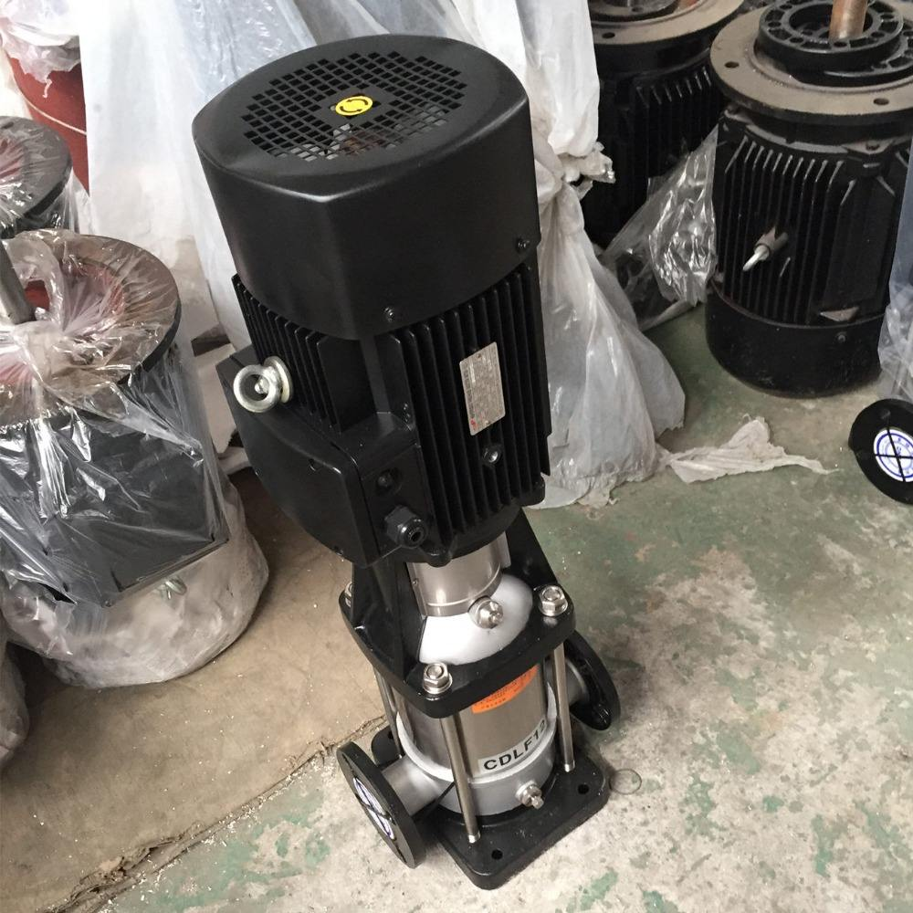 vertical centrifugal multiple stage 12v dc water pump