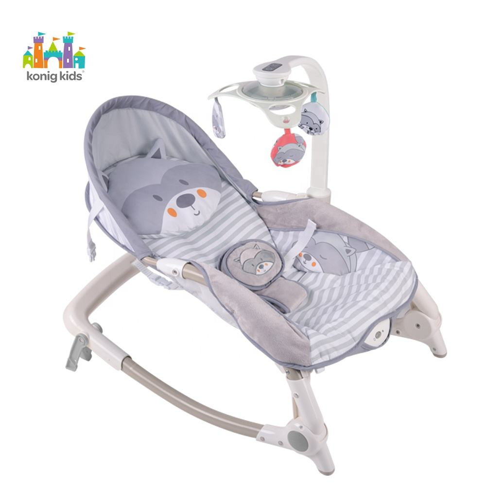 Multifunction Children Chairs Baby Rocking Chair With Music and Lights