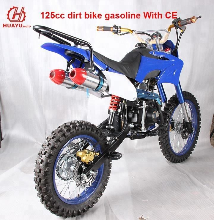 New 125cc dirt bike gasoline For Adult With CE