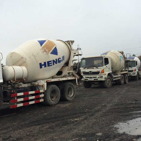 HINO 500 10 14 cubic meter concrete mixer price ,used soil mixer for sale