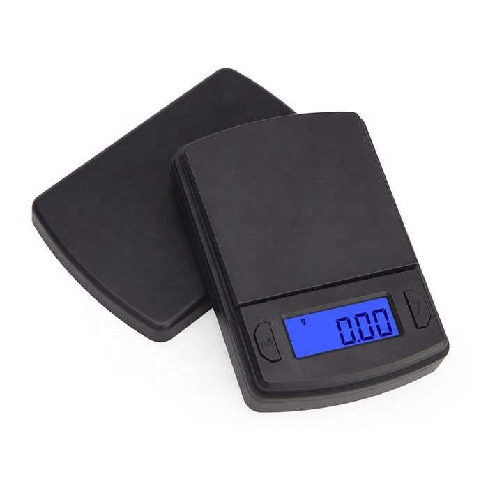 Newest good quality but cheap price mini digital pocket jewellery weighing scale 100g 200g 300g / 0.01g 500g/0.1g