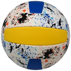 colorful volleyball ball custom made volleyball ball for promotion