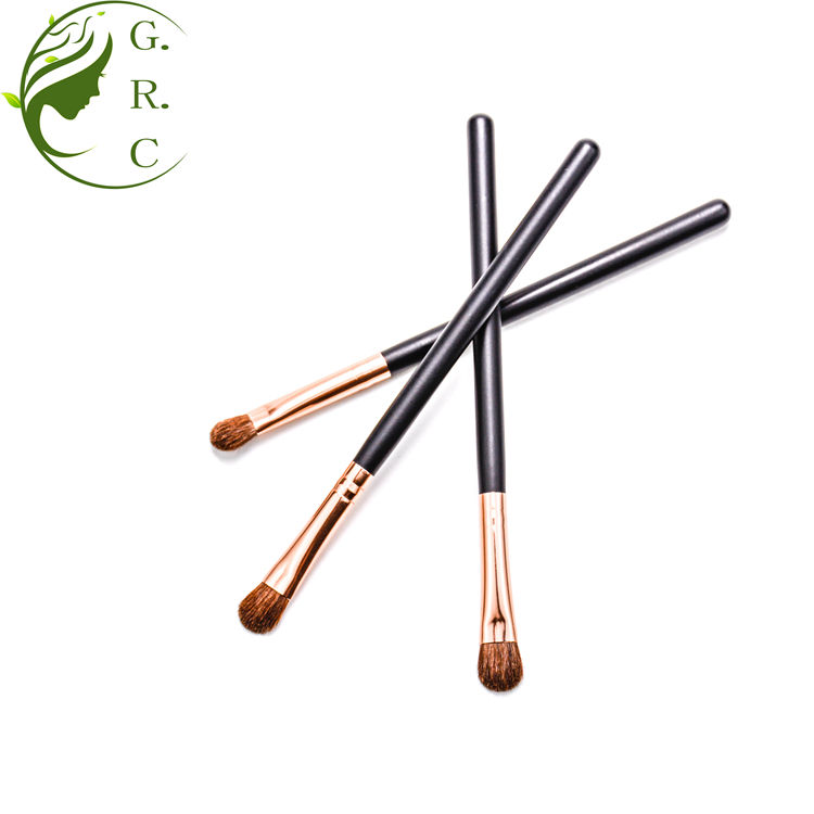 Beauty cosmetic pony hair small eyeshadow concealer natural hair makeup brush
