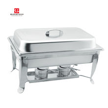zhongte Full Size Standard Buffet Food Warmers/Chafing Dish/Catering Chafer For Sale