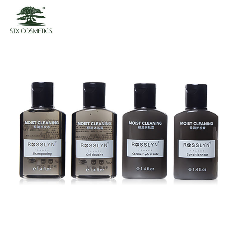 Hotel Supplies Perfume Gel Cosmetic Shower Shampoo Bath Wash Sets