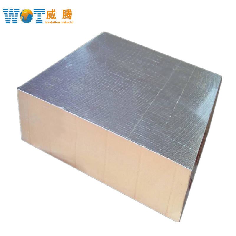 PF Phenolic insulation board/phenolic foam board