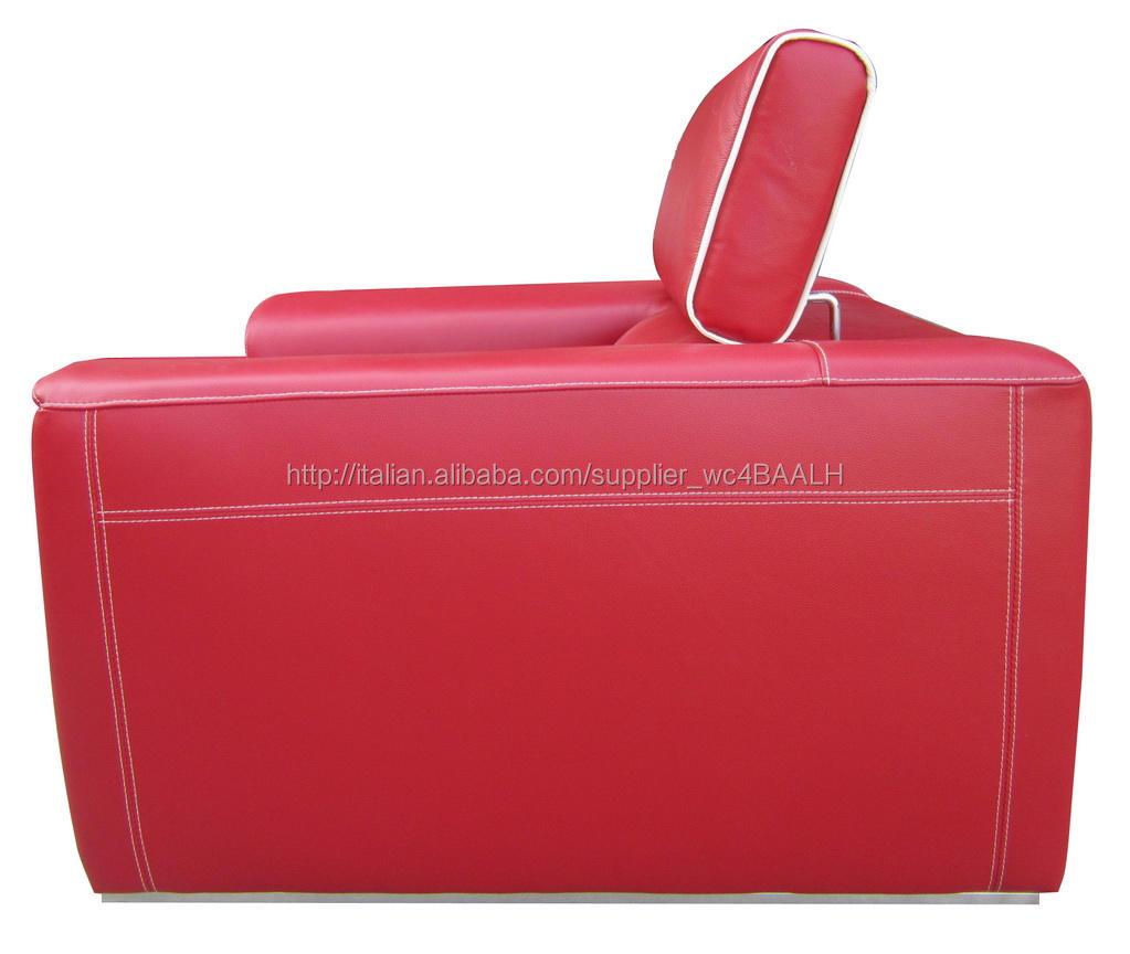 <span class=keywords><strong>moder</strong></span> design divano fm117 milandagenuine sofà di cuoio moderno set