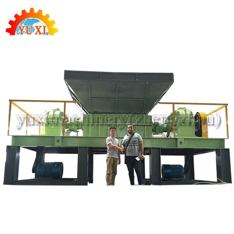 Metal Crusher Mobile Scrap Metal Shredder For Sale Shredders and Hammer Mills