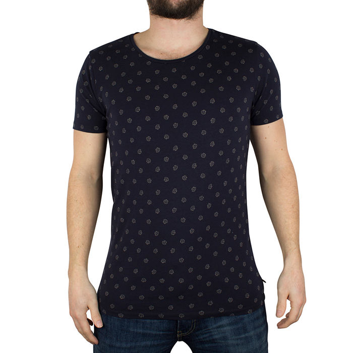 All over print 95% Cotton5% Elastane t-shirts manufacturers in mexico wholesale