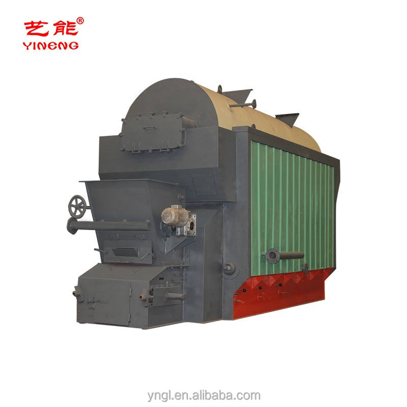 Power plant industrial DZL coal fired steam boiler
