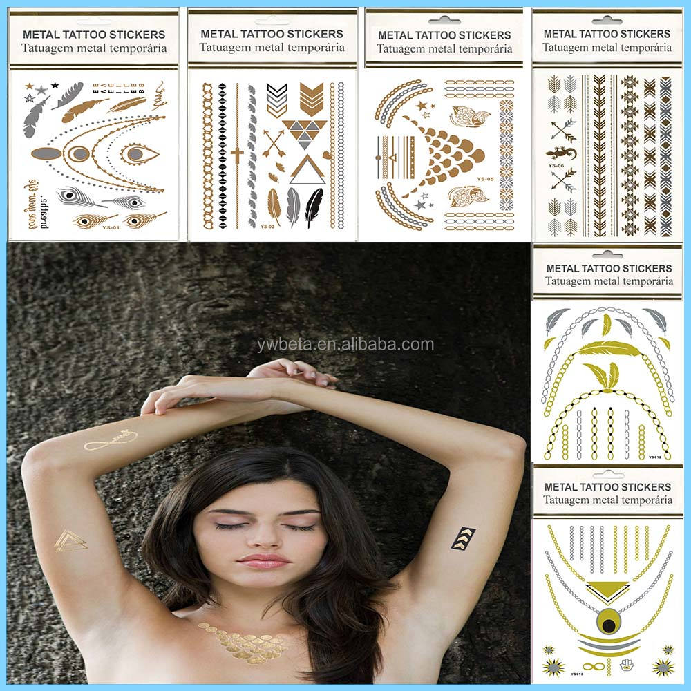 For any inkjet printers blank tattoo paper, DIY Temporary Tattoo sticker